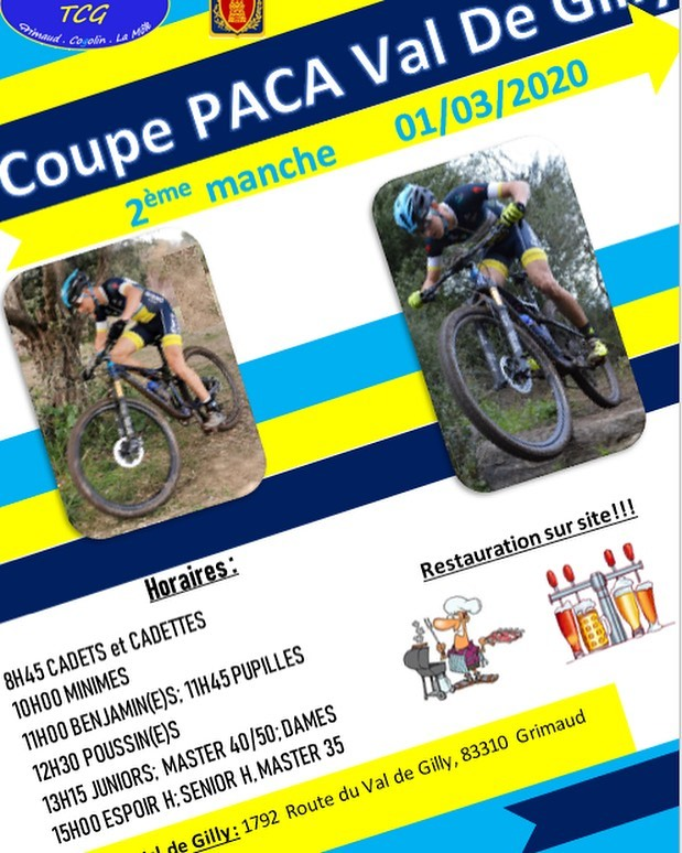 Coupe PACA n° 2 - Grimaud